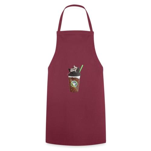 Catppucino Dark Chocolate - Cooking Apron