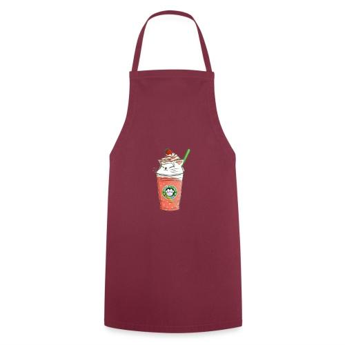 Catpuccino White - Cooking Apron