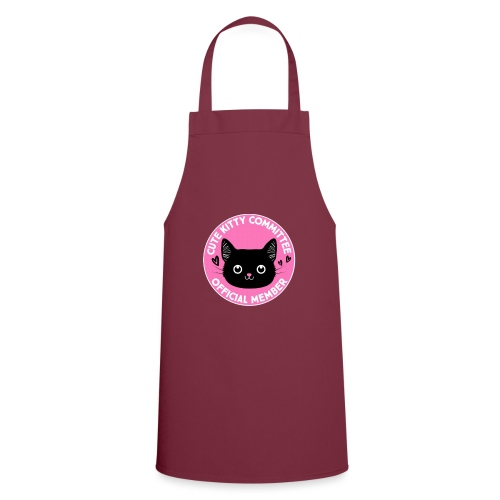 Kitty Committee - Cooking Apron