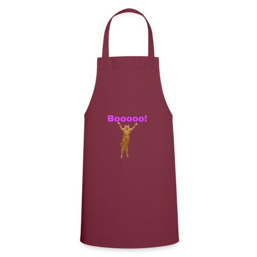 Cat scared - Cooking Apron