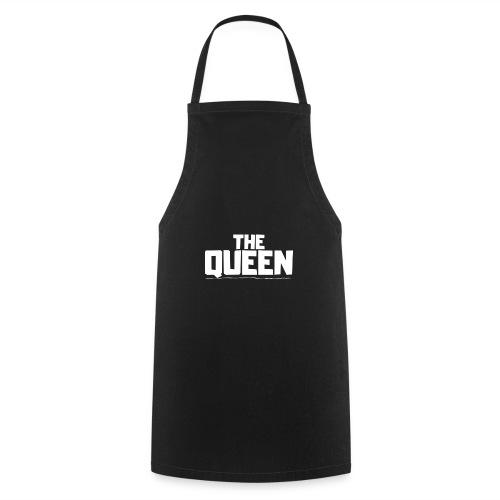 THE QUEEN - Delantal de cocina