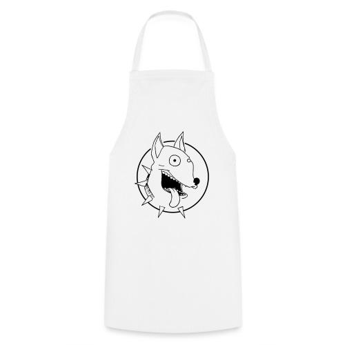 chien fou - Tablier de cuisine