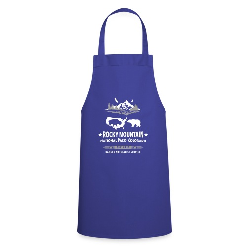 Rocky Mountain Nationalpark Berg Bison Grizzly Bär - Cooking Apron