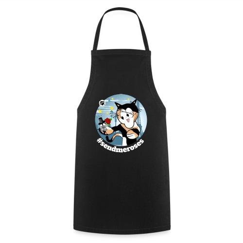 Astrokatze Jungfrau - Kochschürze
