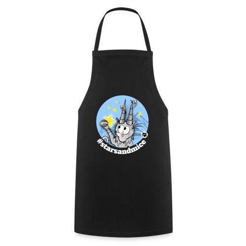Astrokatze Steinbock - Kochschürze