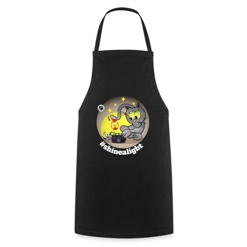 Astrokatze Skorpion - Kochschürze
