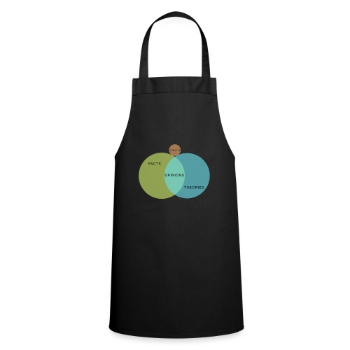 Ven Diagram Truth - Cooking Apron