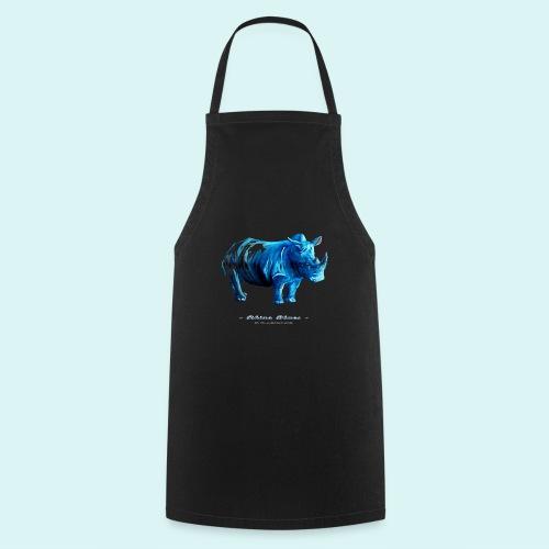 Rhino Blues - Cooking Apron