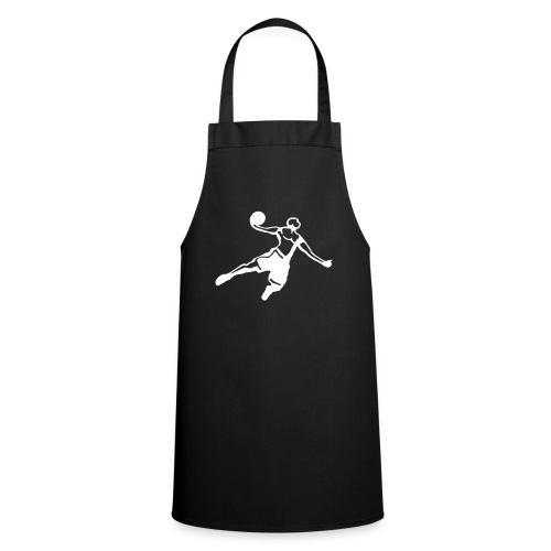Basketball Dunk Player - Grembiule da cucina