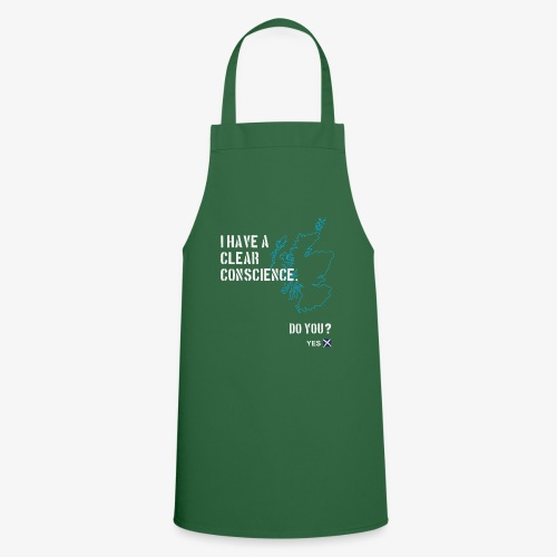 Clear Conscience - Cooking Apron