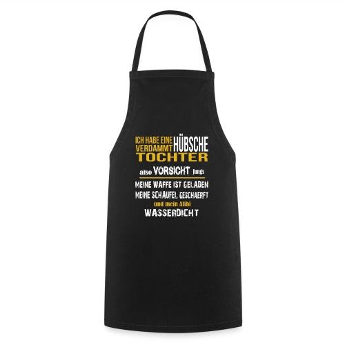 Vater und Tochter - Kochschürze
