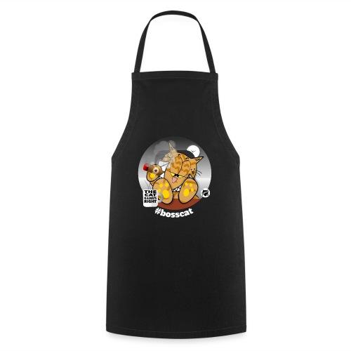 bosscat dunkel - Kochschürze