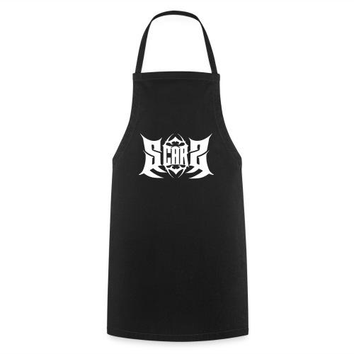 Scars logo white smaller - Cooking Apron