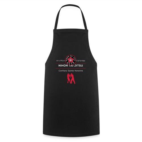 LogoNTJVecto - Tablier de cuisine