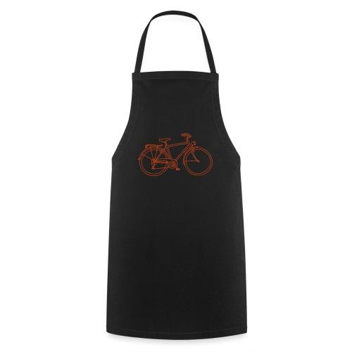 Fahrrad - Kochschürze