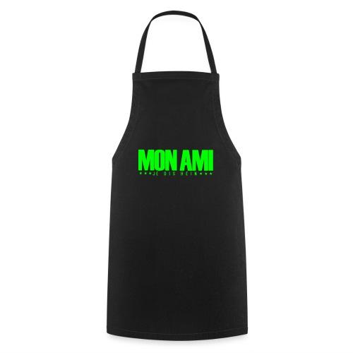 CASQUETTE-MONAMIJEDISHEIN - Cooking Apron