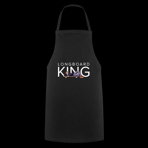 Longboard King- Pixel serie - Tablier de cuisine