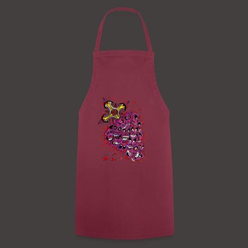 Cross Grapes - Tablier de cuisine