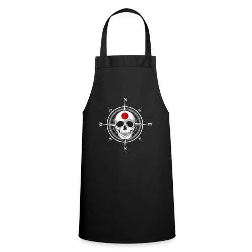 Skull Japanese - Cooking Apron