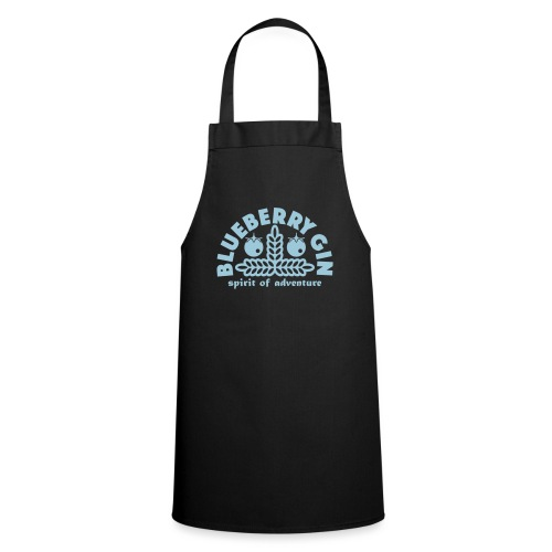 Blueberry Gin - Cooking Apron