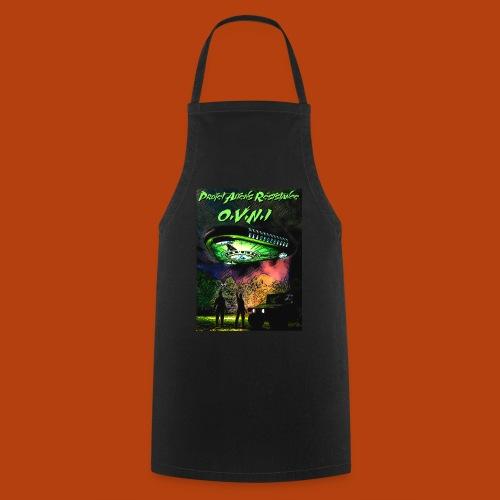 T Shirt ovni green 01 - Tablier de cuisine