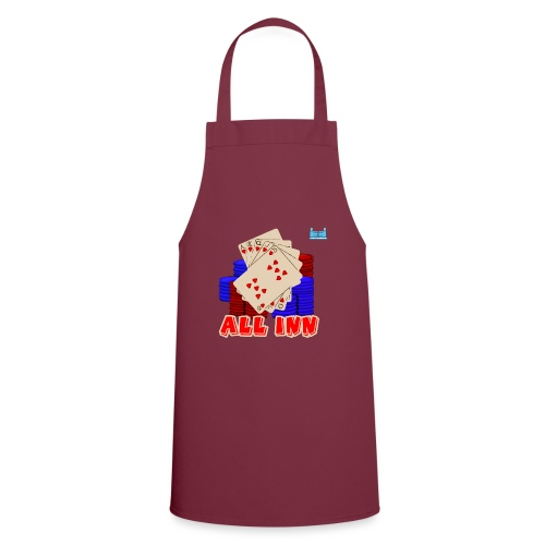 Royal Flush - Cooking Apron