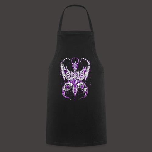 Papillon Lilou Violet - Tablier de cuisine