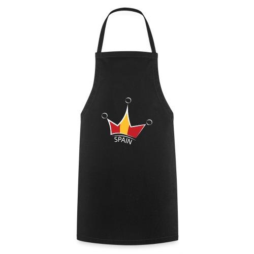 Spain Flag - Delantal de cocina