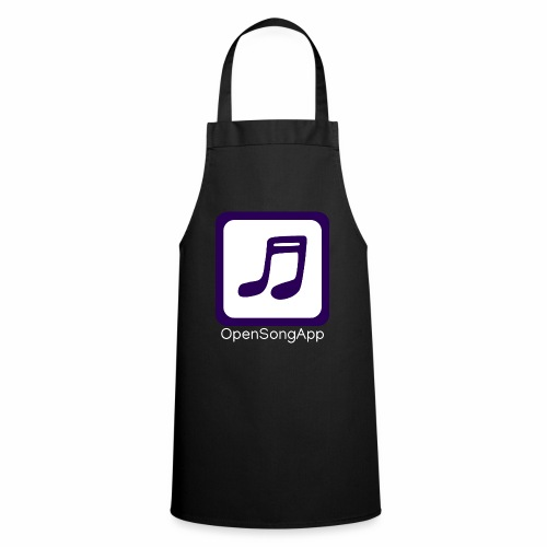 OpenSongApp Square Text - Cooking Apron
