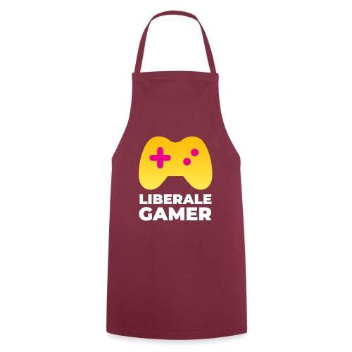 Liberale Gamer Logo - Kochschürze