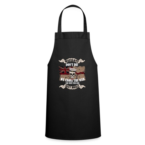 Cross the Bar - Cooking Apron