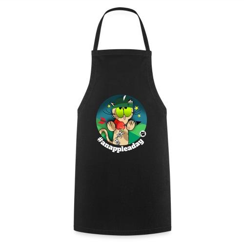 Astrokatze Schütze - Kochschürze