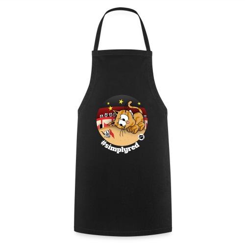 Astrokatze Stier - Kochschürze