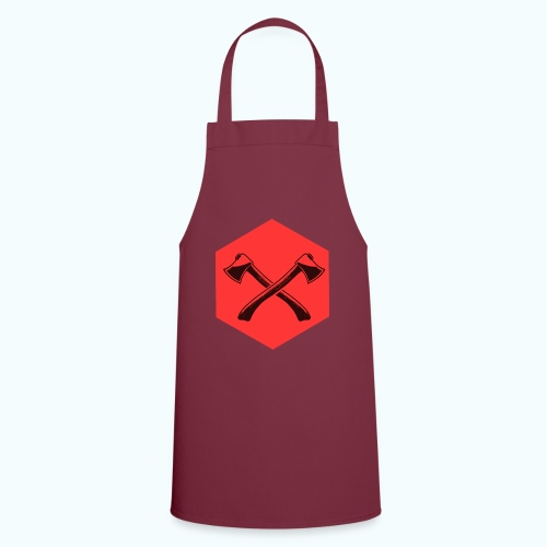 Hipster ax - Cooking Apron