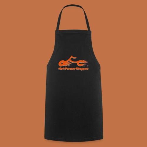 OFC Logo orangegrau 1 0 - Kochschürze