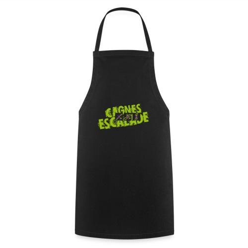 LOGO CAGNES ESCALADE - Tablier de cuisine