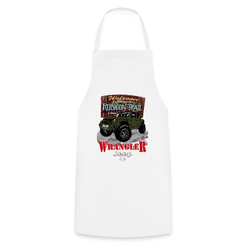 WRANGLER Rubicon Trail - Delantal de cocina