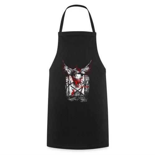 RAVEN | BLOOD SCREAM - Kochschürze