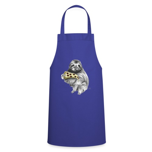 Slot Eating Pizza - Cooking Apron