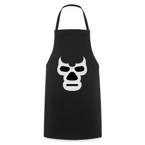 Wrestling_Maske_Daemon - Kochschürze