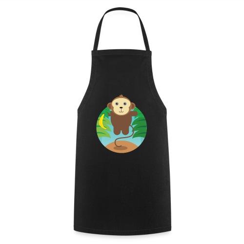Banana Monkey - Kochschürze
