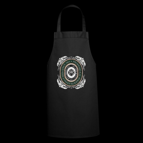 Poker Cards 1864 (oldstyle) - Cooking Apron