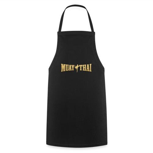 Muay Thai - Delantal de cocina