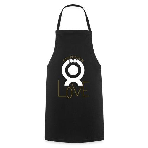 O.ne R.eligion Love - Tablier de cuisine