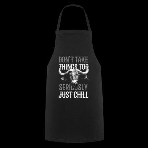 Just Chill! - Kochschürze