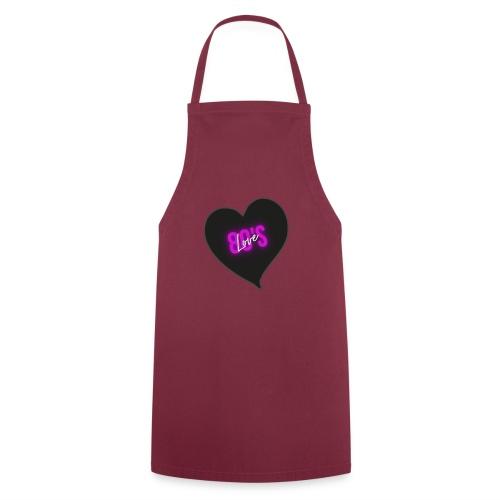 80s love - Kochschürze