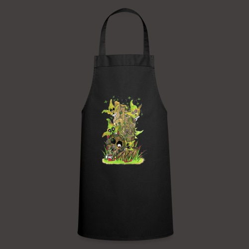 Ivy Death - Tablier de cuisine
