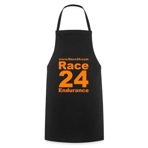Race24 Logo in Orange - Cooking Apron