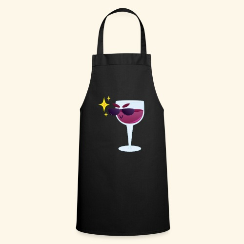 Cool wine - Cooking Apron