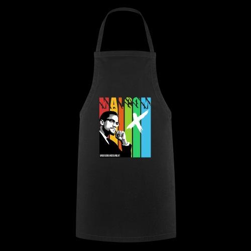 MALCOM X colourful - Kochschürze